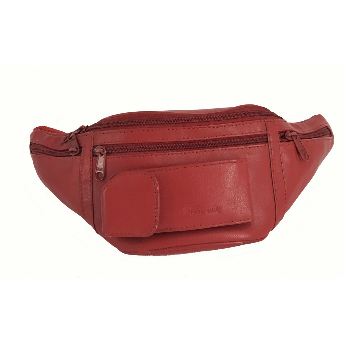 Style 117 Leather Men Bag For Waist
