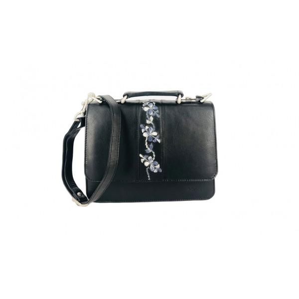 δερμάτινη γυναικεία τσάντα