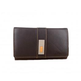 δερμάτινο γυναικείο πορτοφόλι