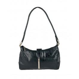 δερμάτινη γυναικεία τσάντα ώμου