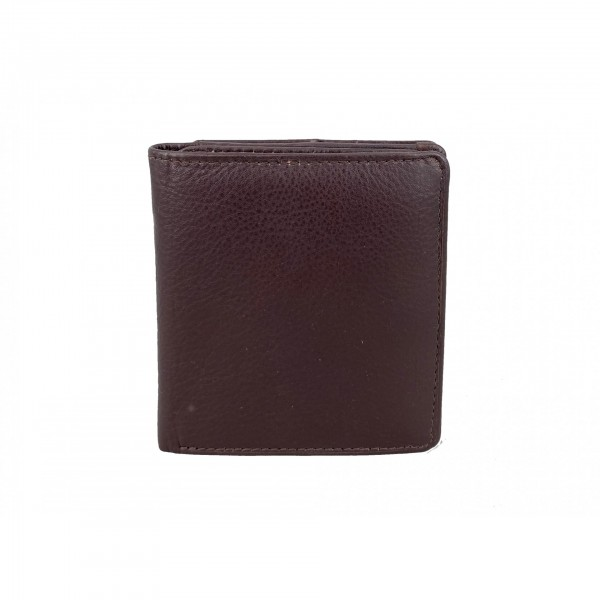 δερμάτινο ανδρικό πορτοφόλι μικρό